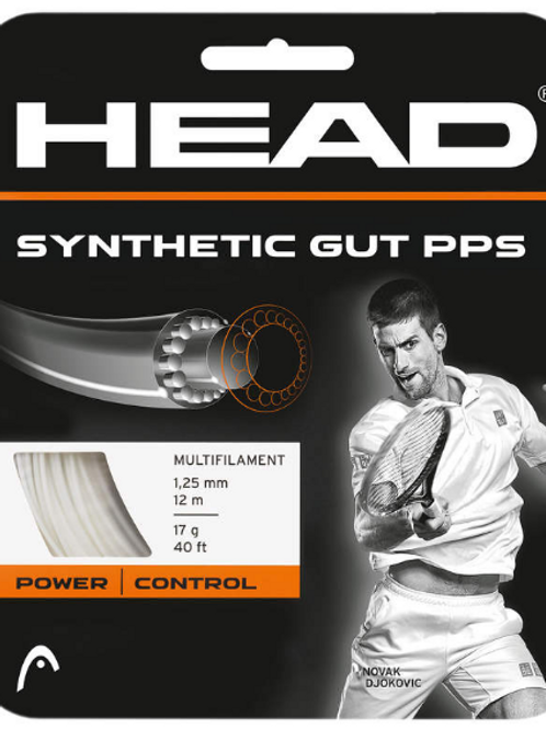 HEAD SYNTHETIC GUT PPS  12M SET