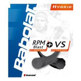 RPM Blast + VS Hybridsaite Saitenset 12m