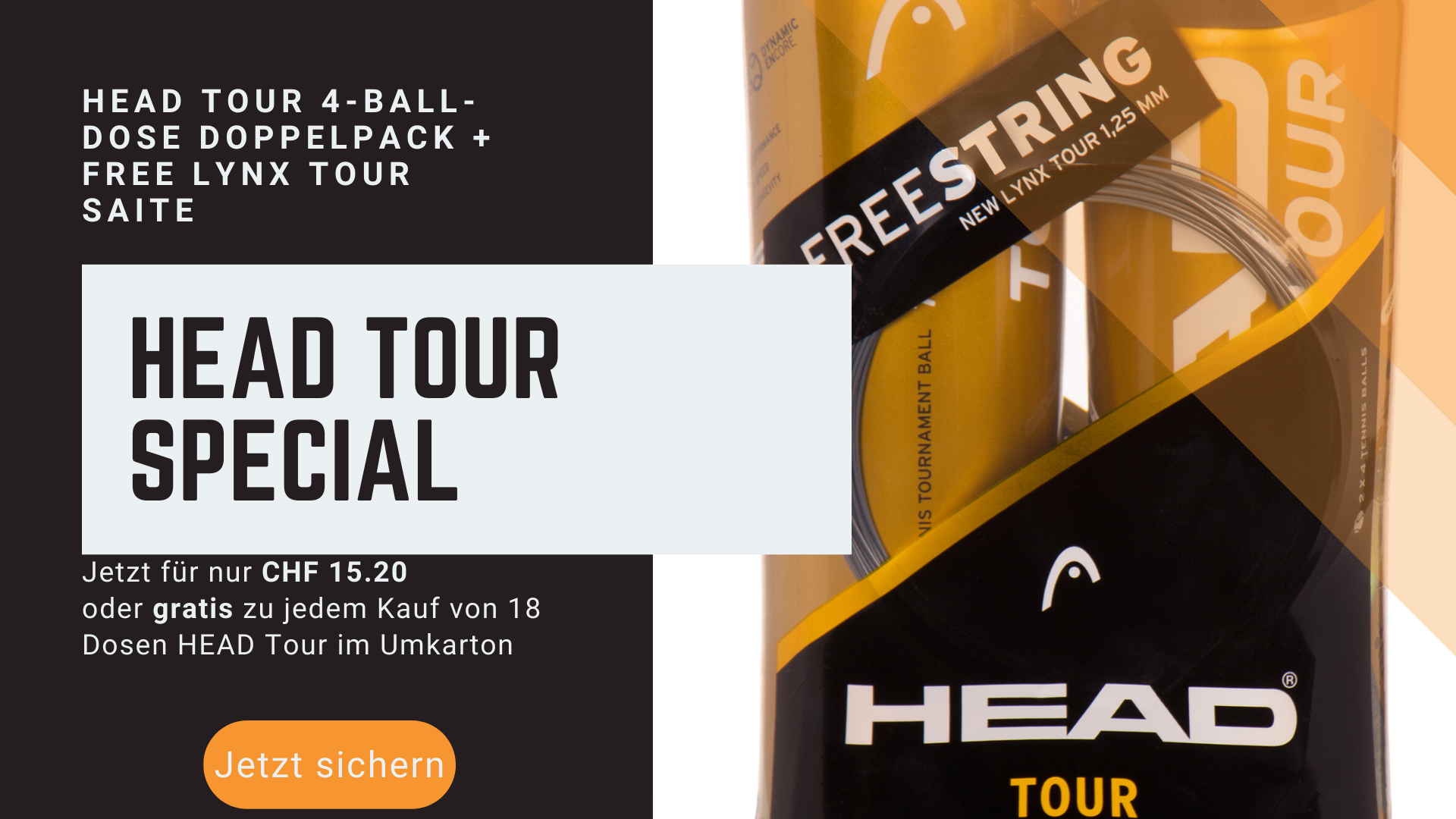 HEAD Tour Special