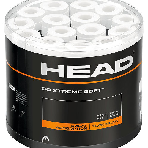 HEAD XTREME SOFT 60 PCS BOX