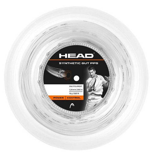 HEAD SYNTHETIC GUT PPS 200m ROLLE