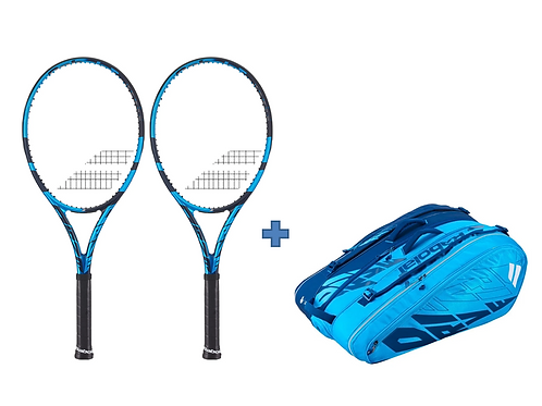 Babolat Pure Drive 300g 2021 Package