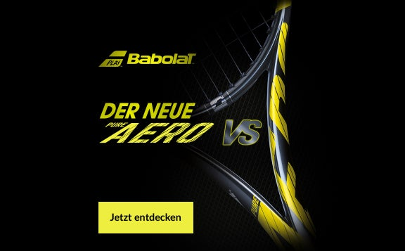 New Babolat Pure Aero VS