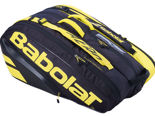 New Babolat Pure Aero Racket Holder X12