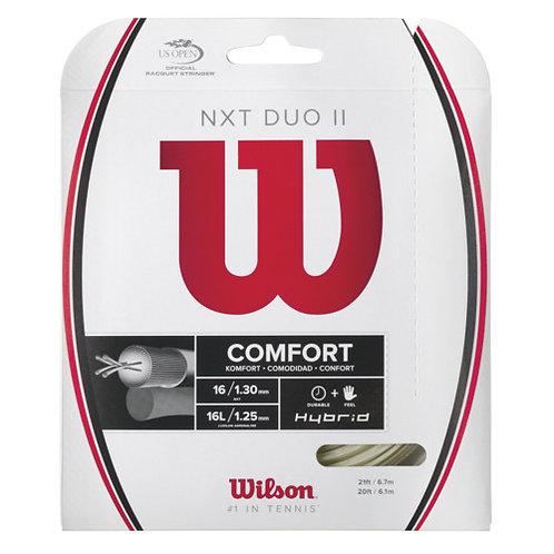 Wilson NXT Duo 12m Set