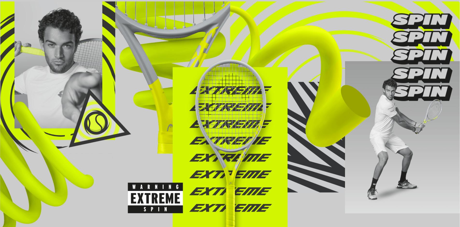 New HEAD Extreme