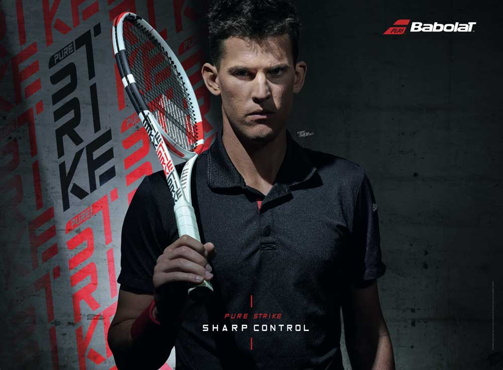New Babolat Pure Strike