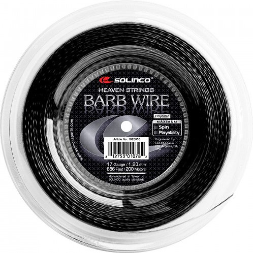 Barb Wire 200m Rolle
