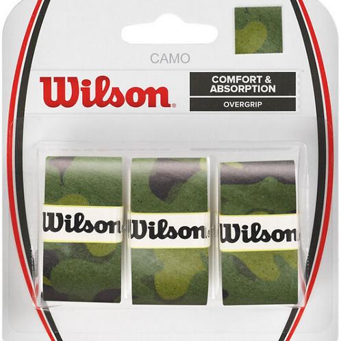 Wilson Camo Overgrip 3er Pack