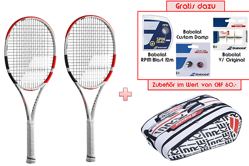 Babolat Pure Strike Package
