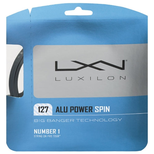 Big Banger Alu Power Spin 12m Set