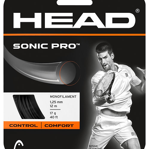 HEAD SONIC PRO 12m Set