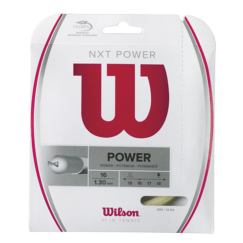 Wilson NXT Power 12m Set