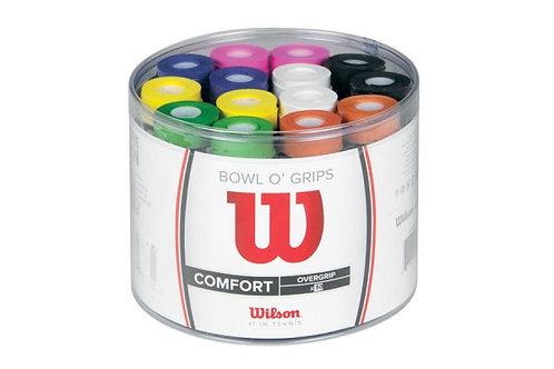 Wilson Bowl O'Grips - 50 Griffbänder