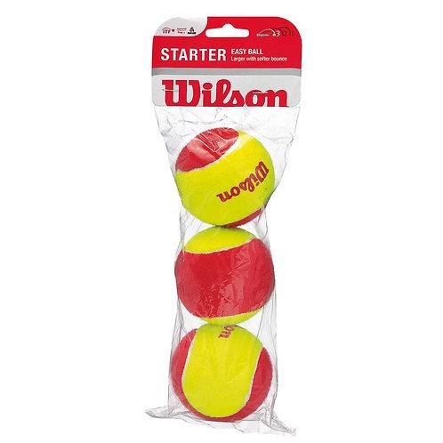 Wilson Starter Stage 3 - gelb/rot