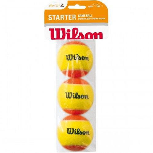 Wilson Starter Stage 2 - gelb/orange