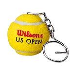 US Open Tennisball Keychain - gelb