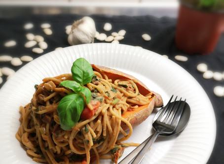 Spaghetti Carbonarret