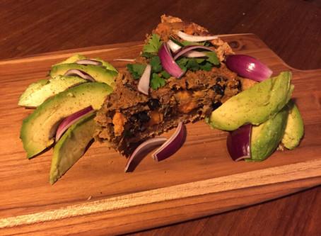 Fuldkornstærte med mexikanskinspireret fyld (4 pers)