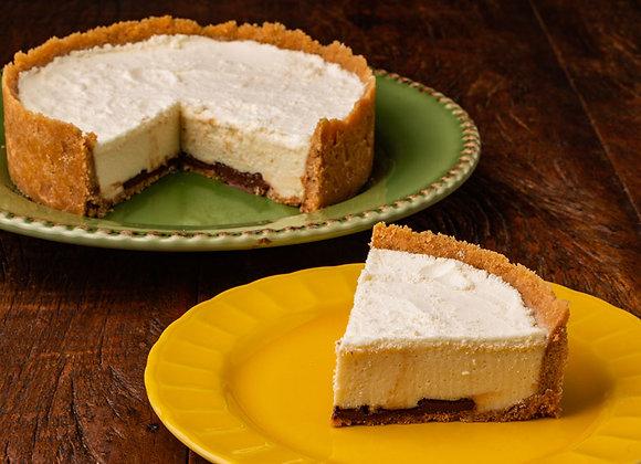 Torta de Leite Ninho com Nutella - P (serve 6)