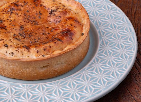 Torta Portuguesa - P (serve 4 à 6) G (serve 10 à 12)