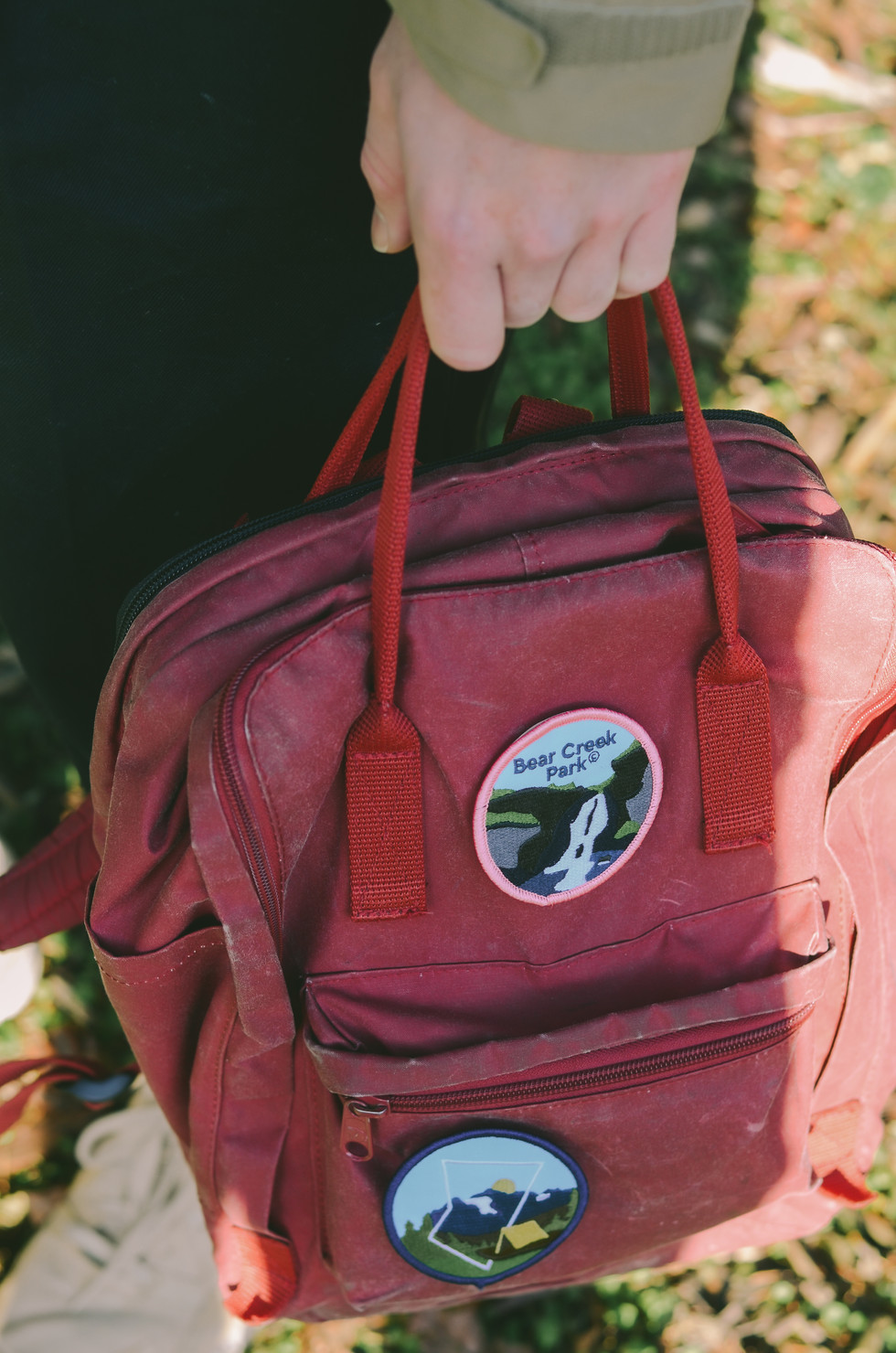 BC Parks Foundation Travel Patches