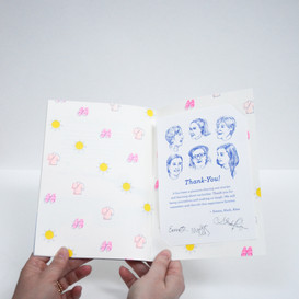 Happy to Know You Publication - Thank You Note