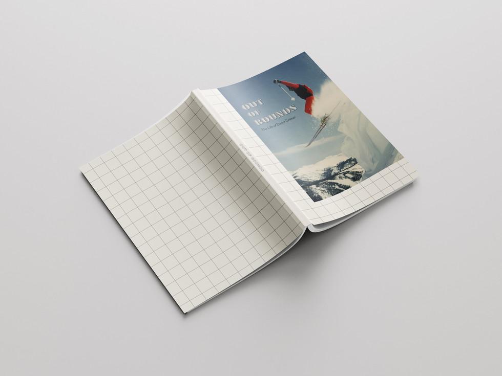 Out of Bounds Publication Design
