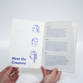 Happy to Know You Publication - Meet the Creators