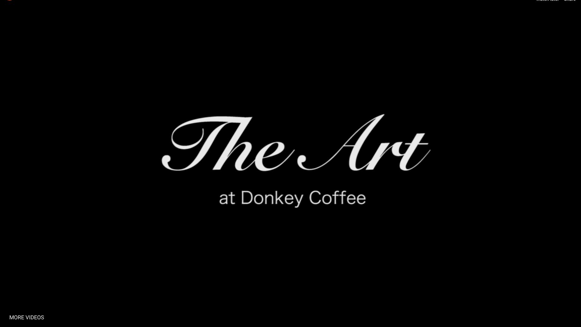 Donkey Coffee Documentary Video