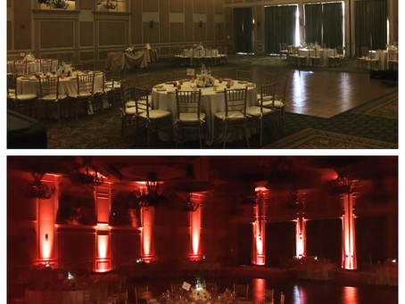 Does Your Wedding Really Need Lighting?