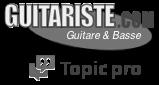 Logo guitariste.com liens Blind guitars