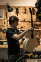 blind guitars- luthier