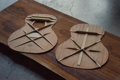 blind barrage guitars luthier