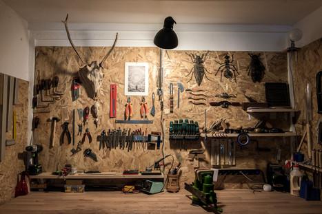 blind guitars - atelier