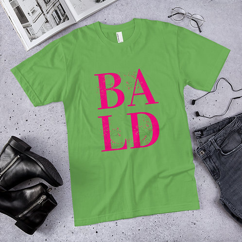 "Spring Bold ""Bald"" Tee"