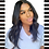 """Thumbnail: """"Sarah"""" Middle Part 4x4 Lace Closure Wig"""