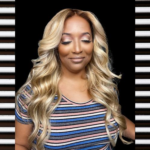 Mariah Lace Closure Wig