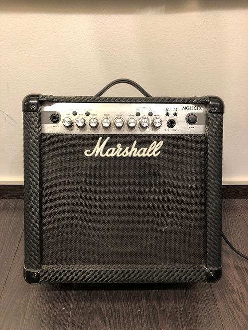 AMPLI GUITARE MARSHALL MG15CFX