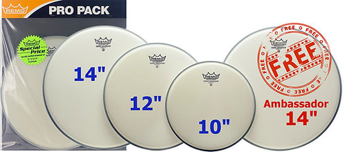 REMO DRUMHEADS