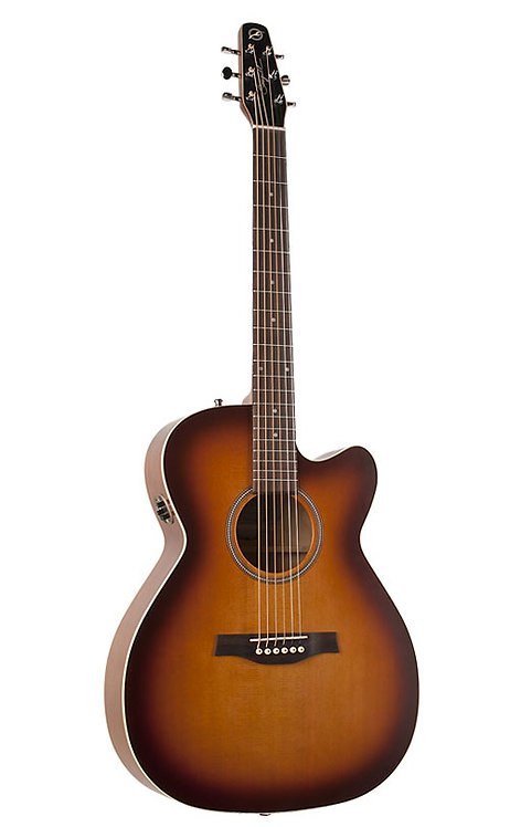 SEAGULL ENTOURAGE RUSTIC CONCERT HALL CW QIT