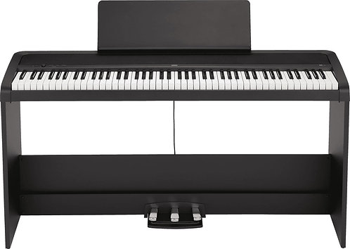 CLAVIER | PIANO NUMERIQUE | KORG B2SP COMPLET BLACK | Indie MusicShop