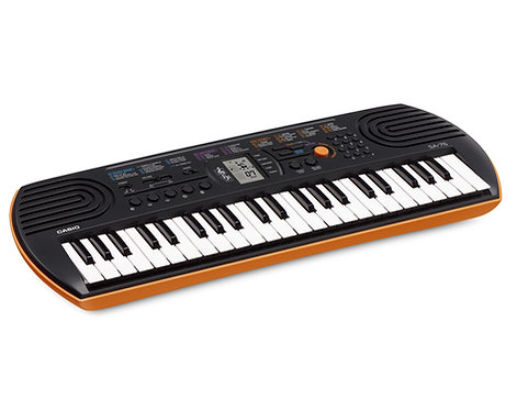 CLAVIER | SYNTHETISEUR | CASIO SA-76 | Indie MusicShop