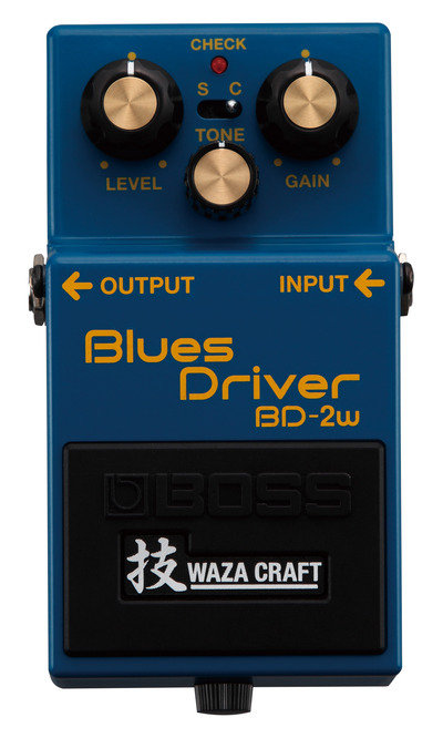 BOSS DB-2W Blues Driver