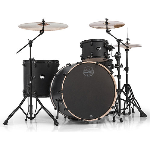 MAPEX Mars + black hardware