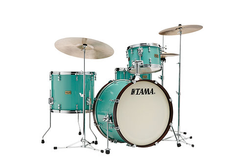 """TAMA S.L.P. FAT SPRUCE ROCK 22"""" TURQUOISE"""