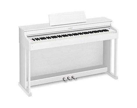 CLAVIER   PIANO NUMERIQUE   CASIO AP-470 CELVIANO WHITE   Indie MusicShop