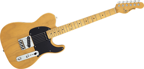 G&L TASC BUTTERSCOTCH BLONDE
