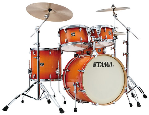 TAMA SUPERSTAR CLASSIC 20/10/12/14/14 TANGERINE LACQUER BURST - CL50RS-TLB