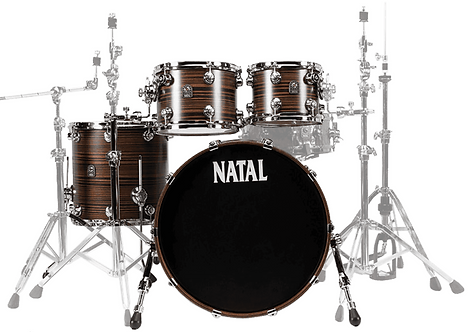 NATAL CAFE RACER US FUSION KIT 22''